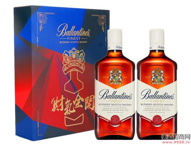 百龄坛酒特醇苏格兰威士忌500ml