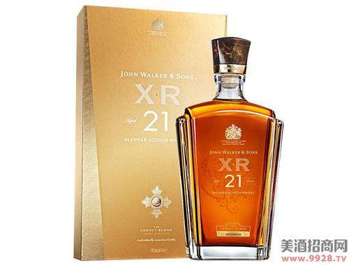 尊尼获加酒XR21年苏格兰威士忌750ml