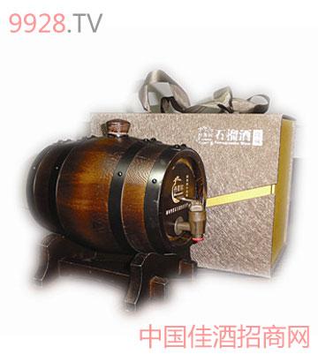 橡木桶装珍藏级石榴酒