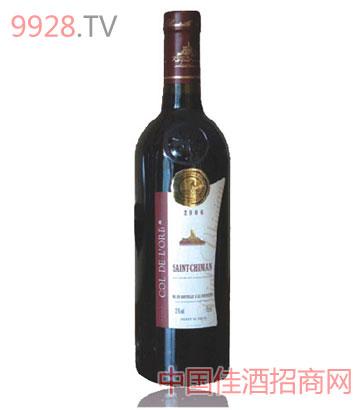 歐和山谷干紅葡萄酒