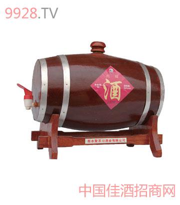 55度工艺木桶原浆酒
