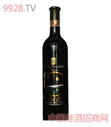 邑源解百纳干红葡萄酒