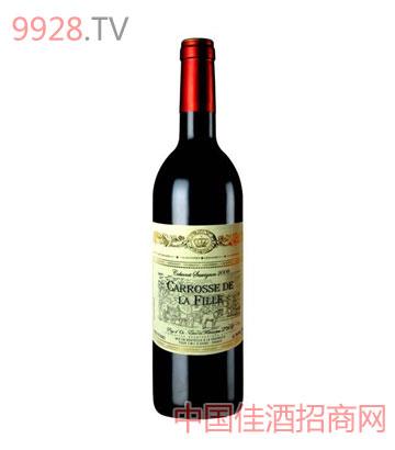 卡露丝赤霞珠干红葡萄酒