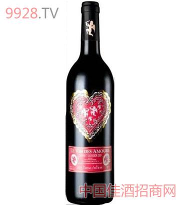 卡露斯圣希靓干红葡萄酒