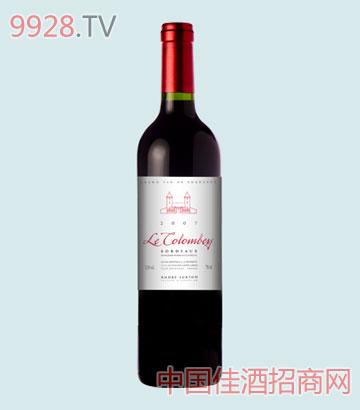 卢顿干红葡萄酒