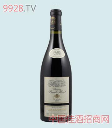 羊头山峰之园干红葡萄酒