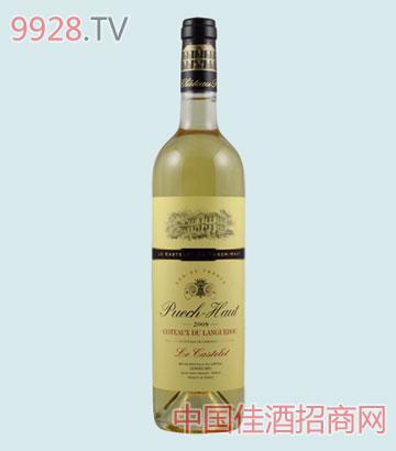 羊头小城堡干白葡萄酒