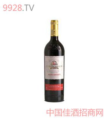 路易艾希纳圣爱美浓干红葡萄酒