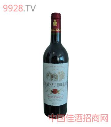 傲立山庄干红葡萄酒