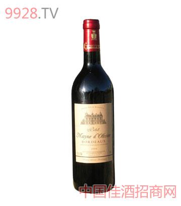小美雅红葡萄酒