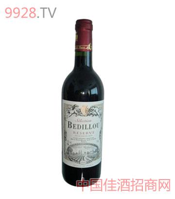金露特级红葡萄酒