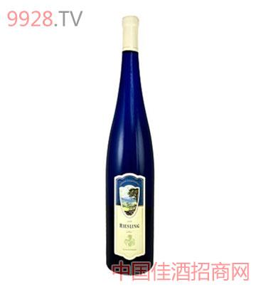蓝色德堡葡萄酒