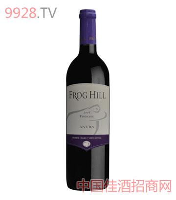 青蛙山皮诺塔吉干红葡萄酒