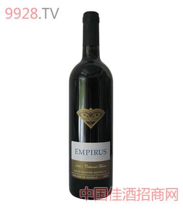 澳得宝-西拉解百纳-红葡萄酒