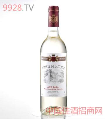 艾米丽干白葡萄酒AOC