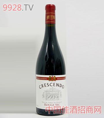 克里山干红葡萄酒VDT