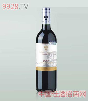 商博良干红葡萄酒