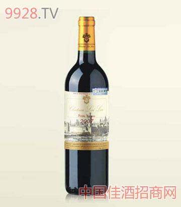 小于琏干红葡萄酒