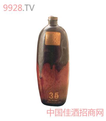 国藏酱香酒三十五年