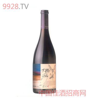 富乐干红葡萄酒