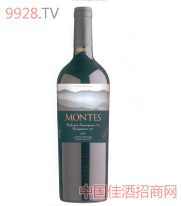 精选葡萄酒