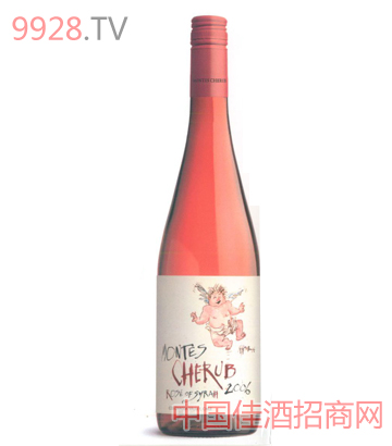 小天使桃红葡萄酒