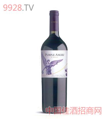 紫天使干红葡萄酒