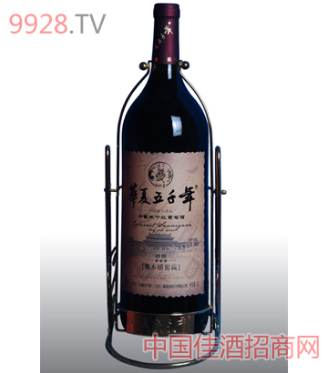 5L干红酒