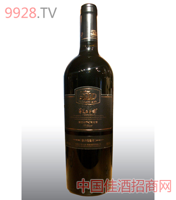 华夏5000龙橡木桶窖藏酒