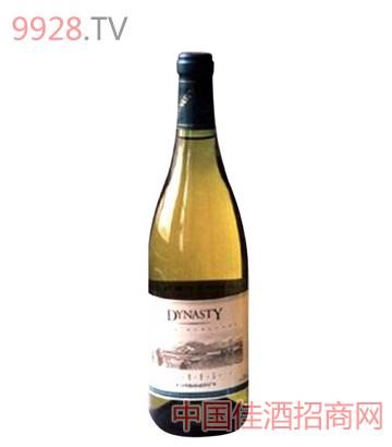 王朝勃根地型干白葡萄酒
