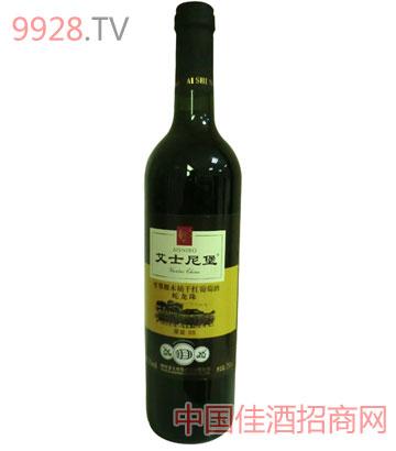 橡木桶干红葡萄酒(蛇龙珠)