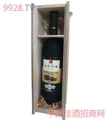 橡木桶干红葡萄酒歌海娜