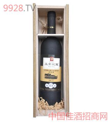橡木桶干红葡萄酒歌海娜02