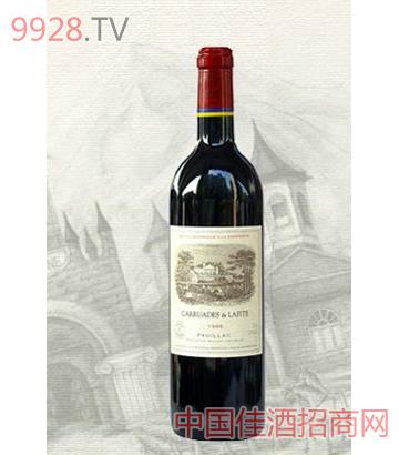 拉菲城堡干红葡萄酒全国招商中