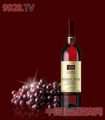 天籁干红葡萄酒