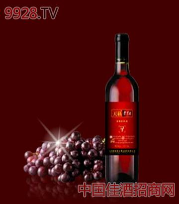 天籁爽红葡萄酒