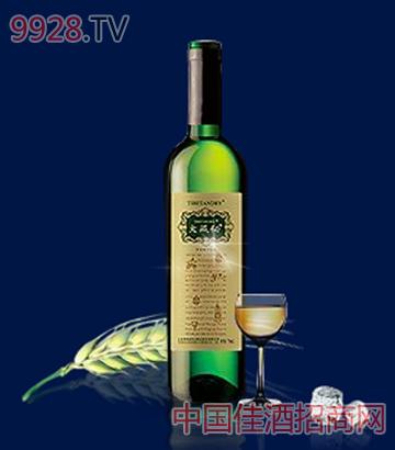 9度青稞干白酒