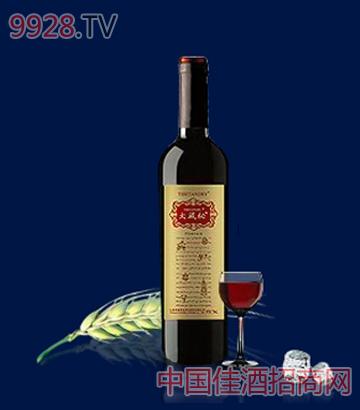 9度青稞干红酒