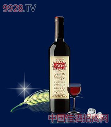 12度青稞干红酒