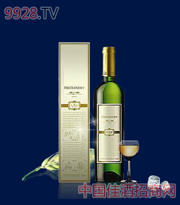铂金青稞干白酒