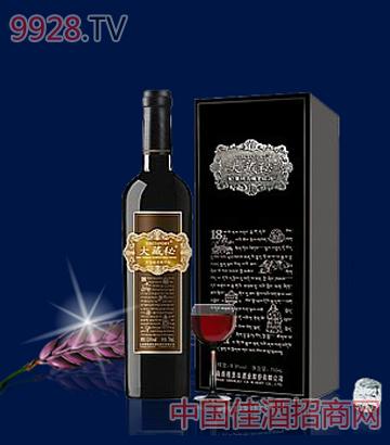 圣地青稞干红酒