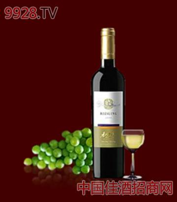 贵人香干白葡萄酒