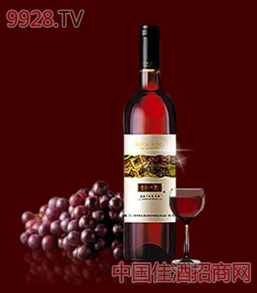 恒美精致干红葡萄酒