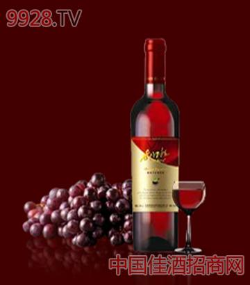 香格里拉精制干红葡萄酒
