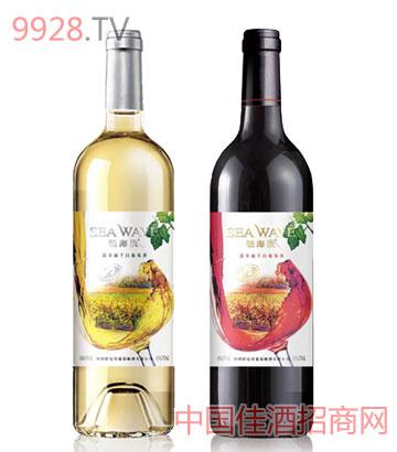 银海浪葡萄酒