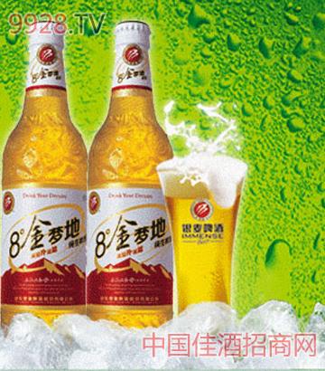 8度金梦地啤酒