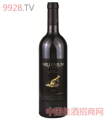 菲伯斯解百纳美乐干红葡萄酒