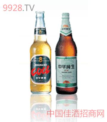 中华纯生啤酒