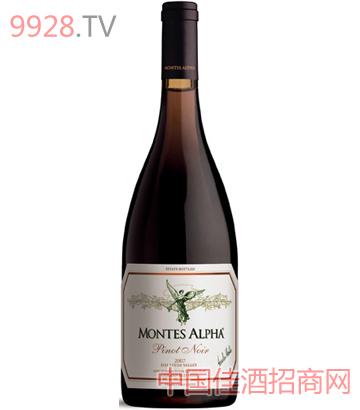蒙特斯欧法黑比诺干红葡萄酒