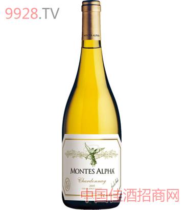 蒙特斯欧法莎当妮干白葡萄酒